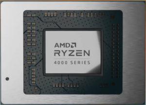 AMD Ryzen 4000 U-Series