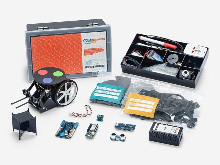 Arduino Engineering Kit V1