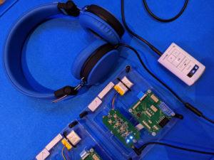 Bluetooth LE Audio Evaluation Platform