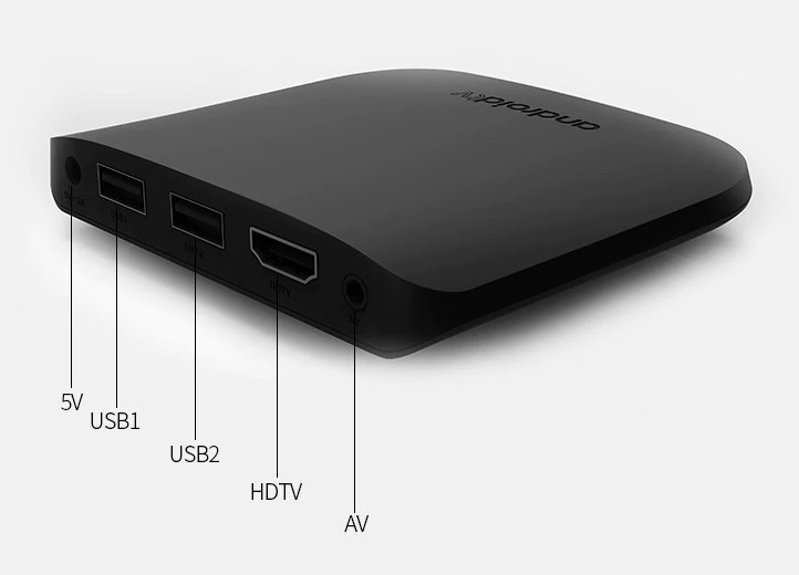 Cheap TV Box (S905W)