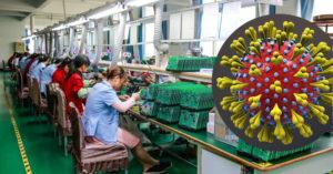 Coronavirus manufacturing china