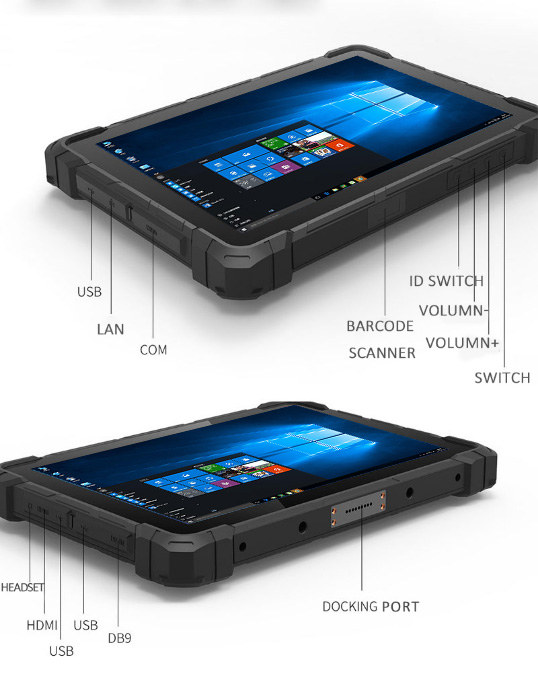 GOLE F7 Specifications / Ports