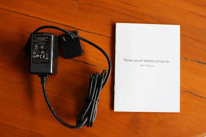 GOLE F7 Power Adapter & User Manual