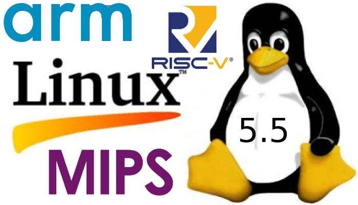 Linux 5.5 Changelog