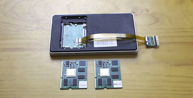 Ntablet Linux Android CPU Module