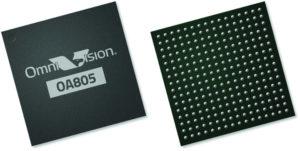 OmniVision OA805 4K Video Processor