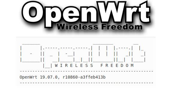 OpenWrt 19.07
