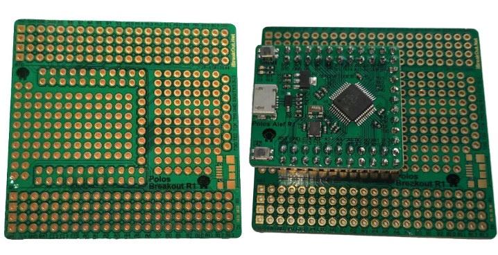RISC-V MCU Board Breakout