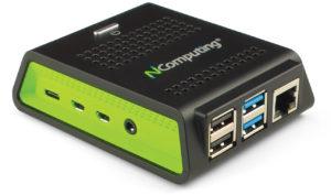 RX-420 HDX Raspberry Pi 4 Thin Client