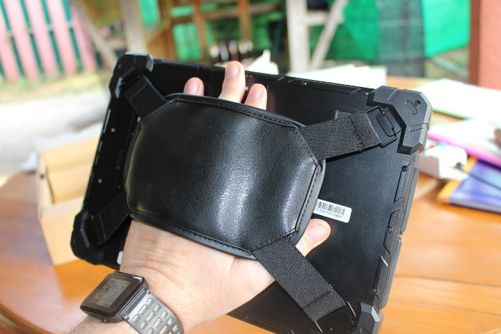 Rugged Tablet Hand Strap