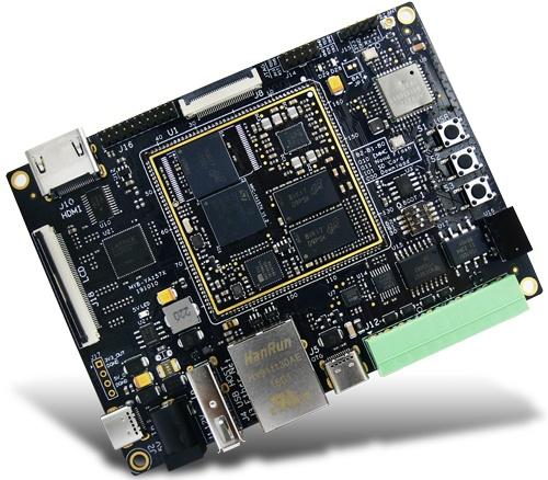 MYD-YA157C development board