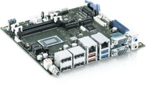 AMD Ryzen Embedded mini-ITX Board