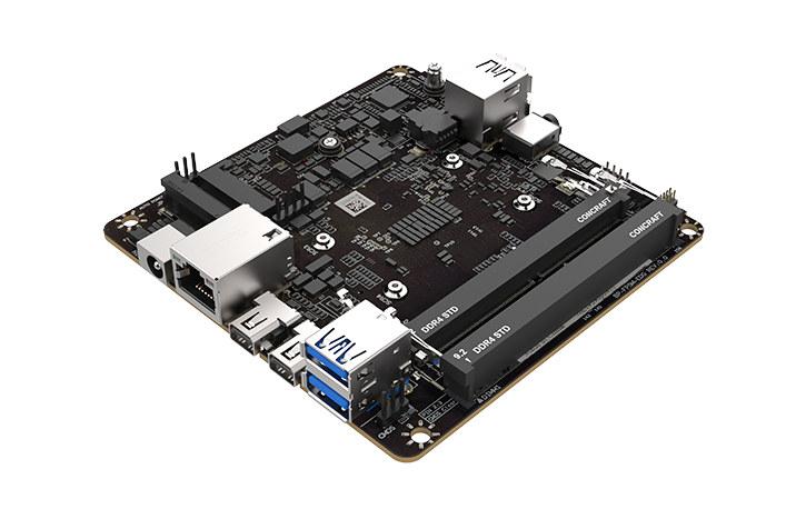 AMD Ryzen R1305G Motherboard