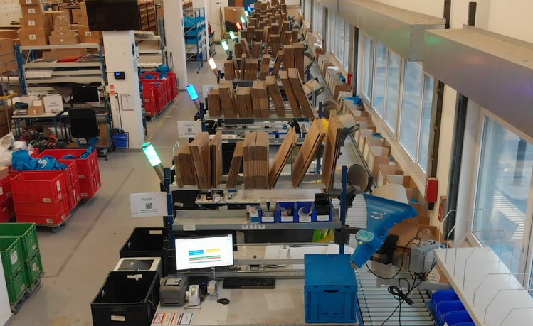 ANAVI Light Controller Andon Manufacturing