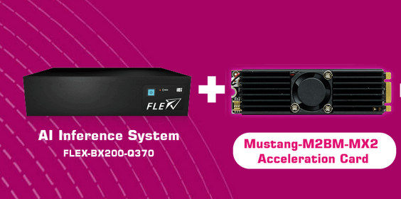 FLEX-BX200-Q370 AI Inference System
