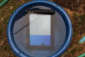 GOLE F7 Waterproof tablet