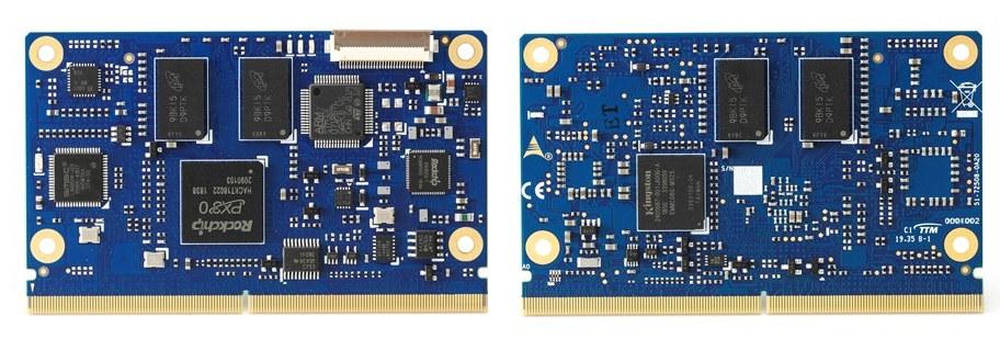 LEC-PX30 SMARC Module