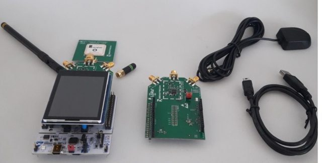 LR1110 Evaluation kit