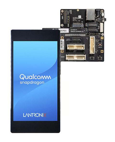 Lantronix Qualcomm Snapdragon 865 Development Board