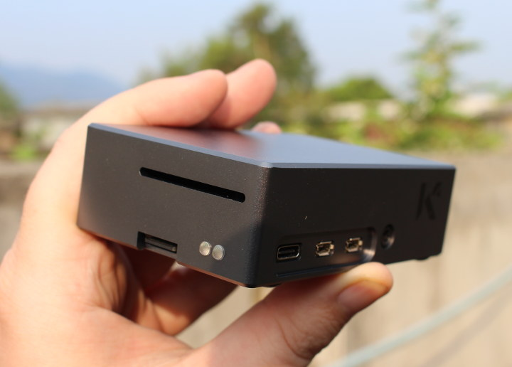 Raspberry Pi 4 Metal Case