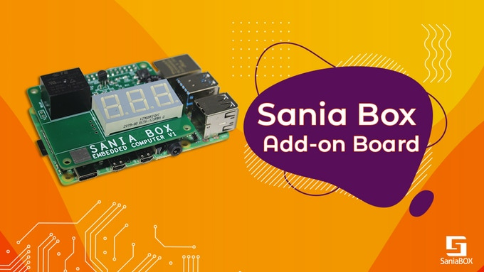 Sania Box Pi HAT