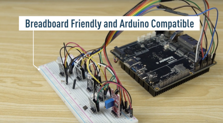 Seeed Studio Windows 10 SBC Arduino Support