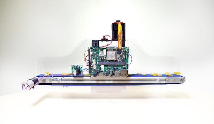 Toradex AI Embedded Vision AWS Starter Kit