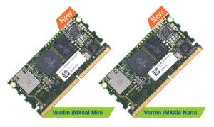 Verdin iMX8M Mini / Nano