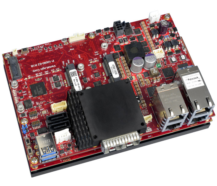 Versalogic Grizzly Embedded Server Board