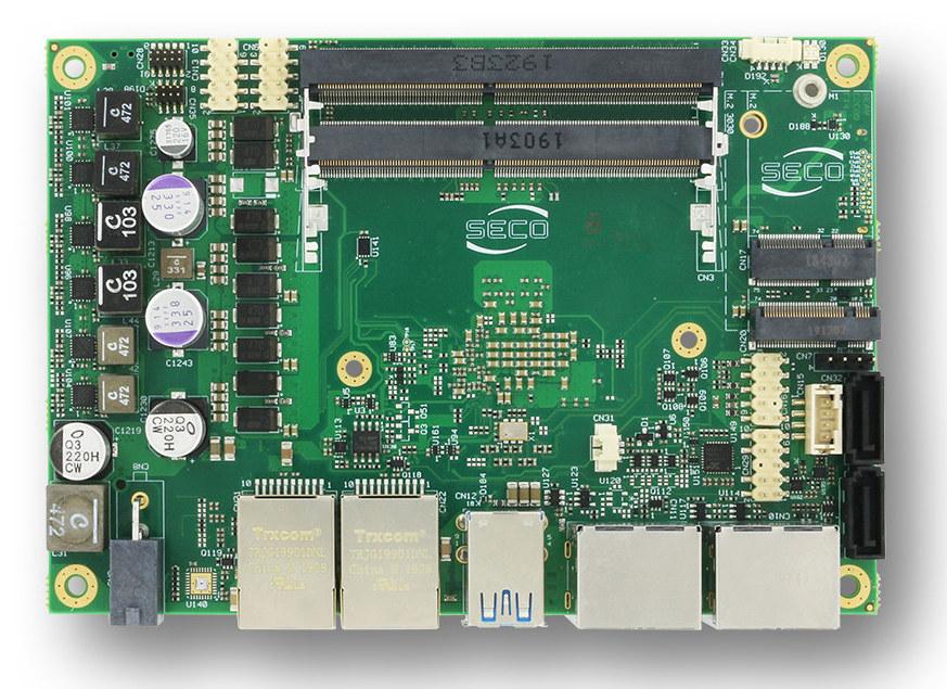 3.5-inch Ryzen Embedded SBC