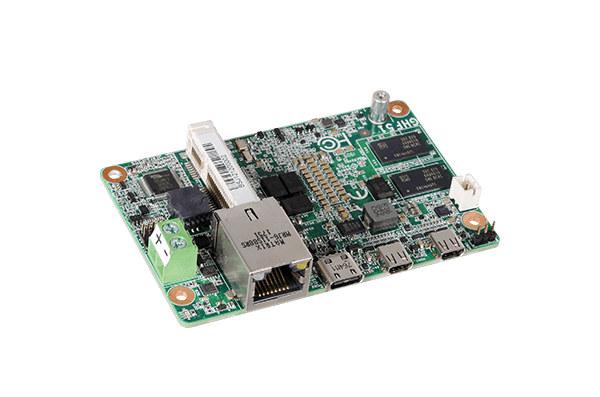 AMD Ryzen Embedded Raspberry Pi SBC