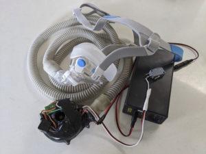 Arduino Open Source Ventilator