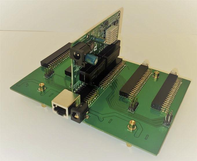 CloverPi Raspberry Pi Cluster Board