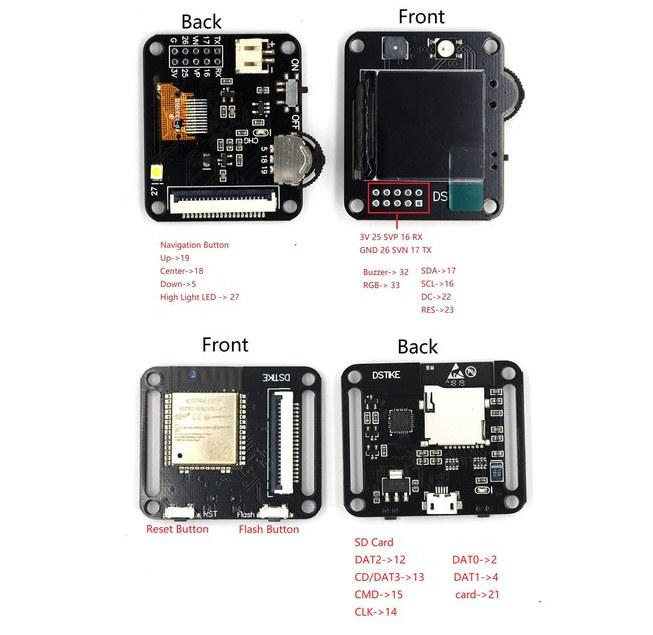 DSTIKE ESP32 Board