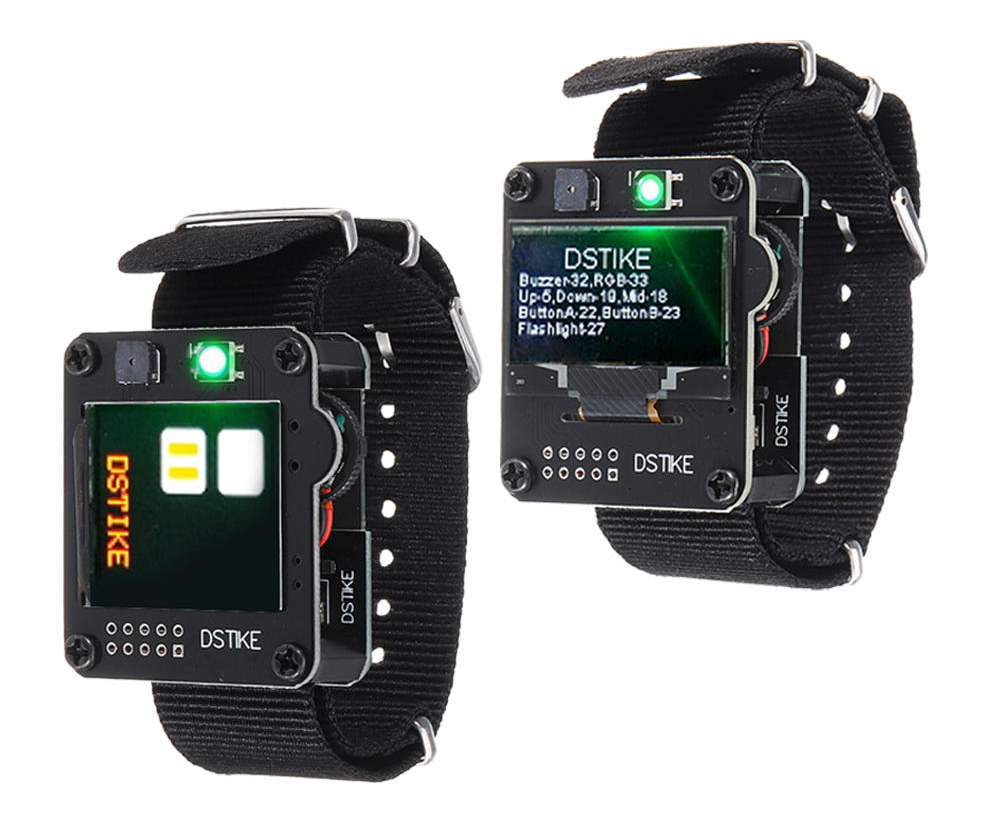 DSTIKE ESP32 Watch Development Kit