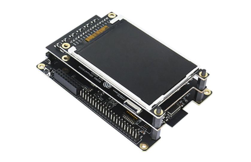 ESP32-S2-Kaluga-1 Multimedia Development Board