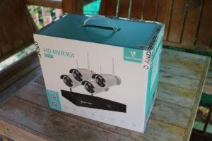 HM241 HD NVR Kit