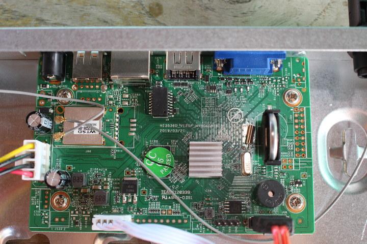 Hi3536D NVR Board