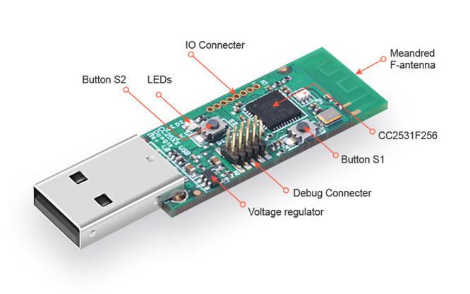 ITEAD CC2531 Zigbee USB Dongle