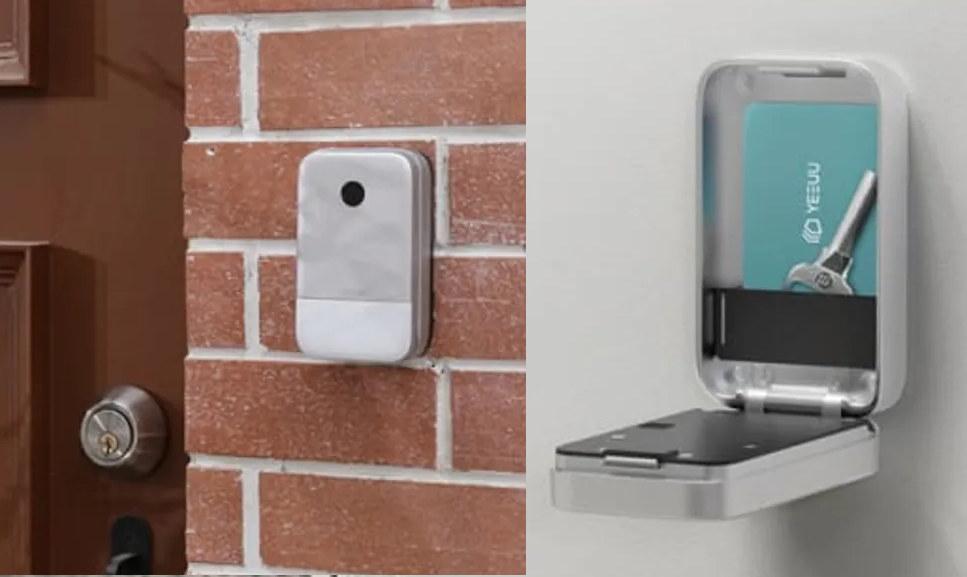 K1 Smart Lock Box
