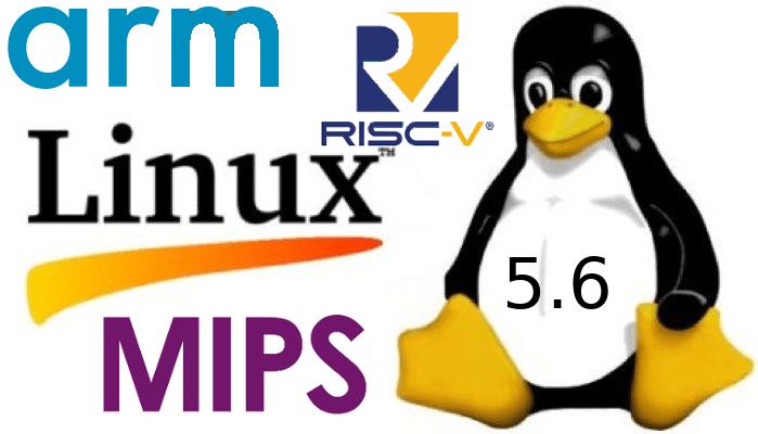 Linux 5.6 Changelog