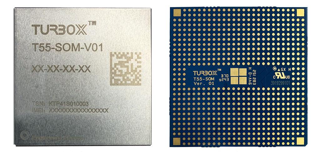 Snapdragon X55 SoM