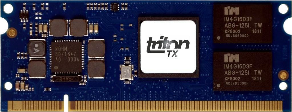 Triton-TX8M SoM