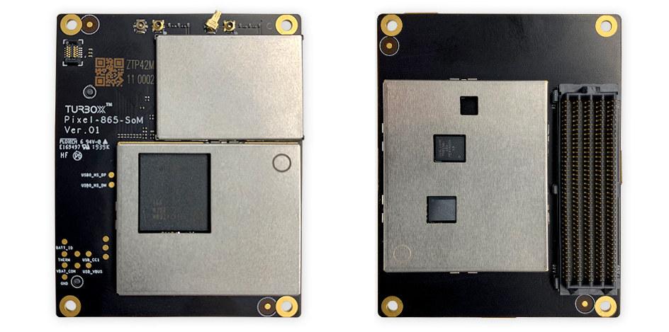 TurboX C865 Snapdragon 865 SoM