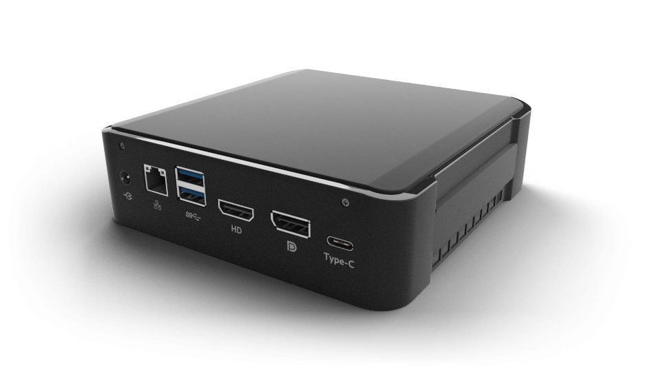 Whiskey Lake Linux Mini PC