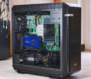 Ampere eMAG 64bit Arm Workstation