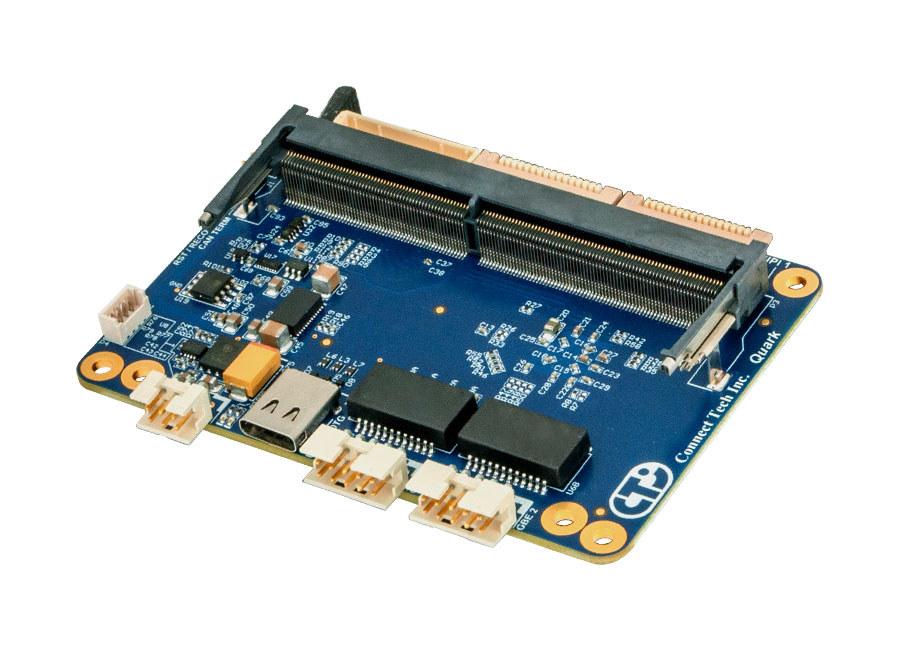 CTI Quark Carrier Board