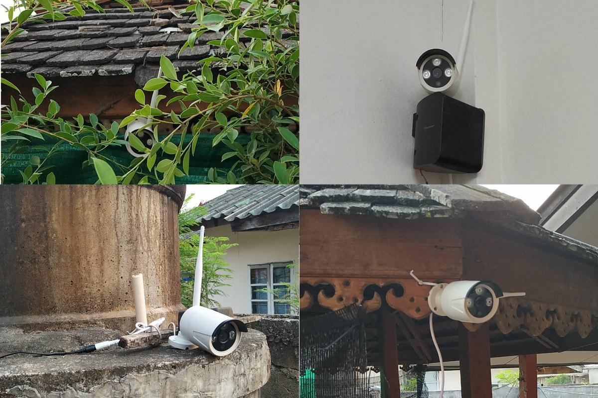 HeimVision HM241 Cameras Installation