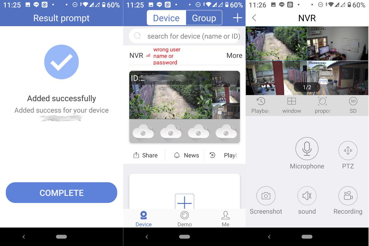 IP Pro Camera App Android