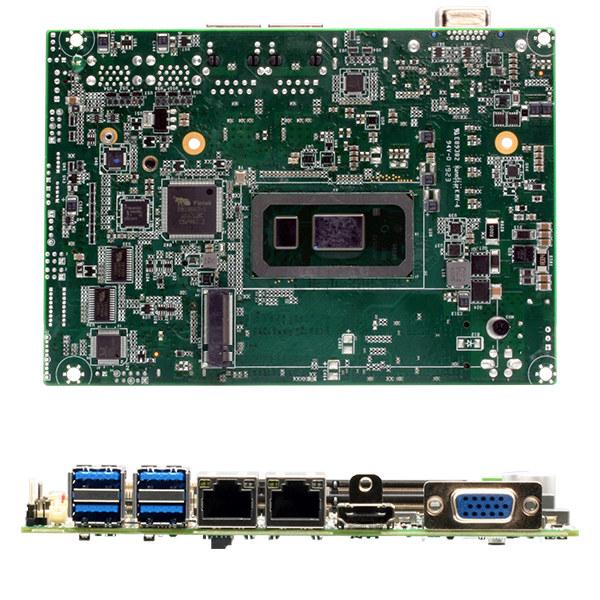 Intel Core-i3/i5/i7 Whiskey Lake SBC